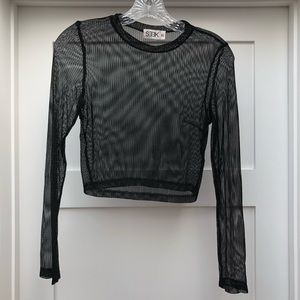 LF Black Long Sleeve